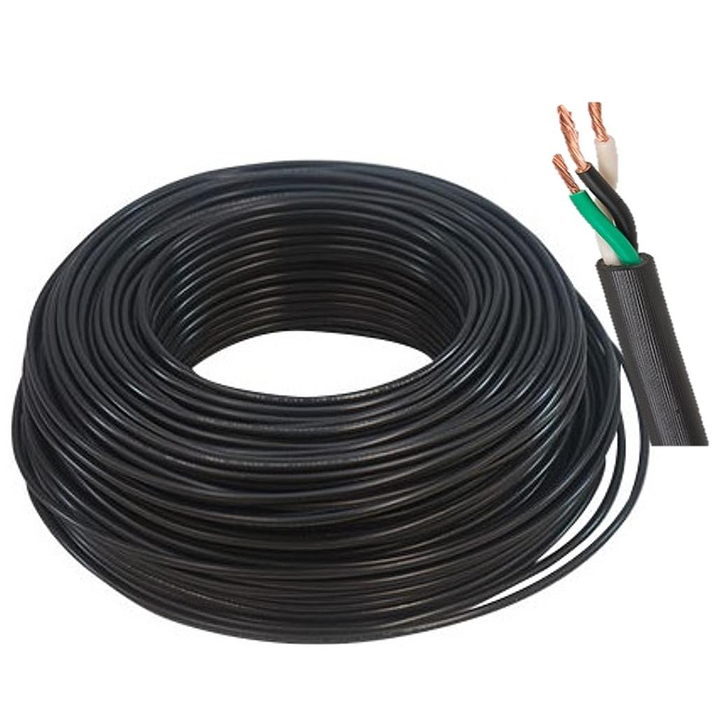 CABLE CONCENTRICO 3X12 AWG