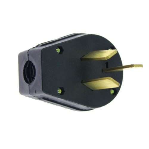 ENCHUFE 50 AMP 250V-2F-N-S80-SP PATA DE GALLO